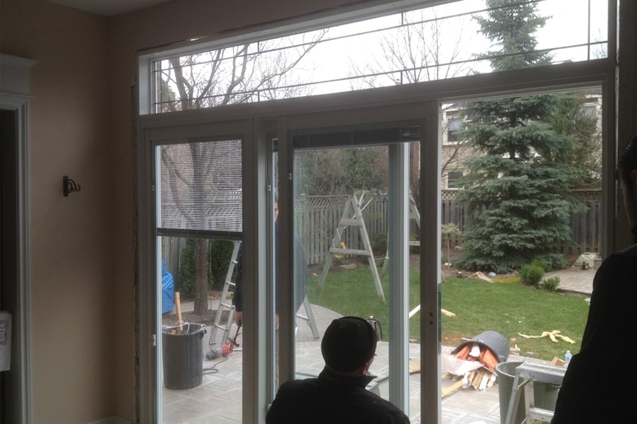 Sliding patio doors canada sliding patio doors in toronto for Sliding screen door canada