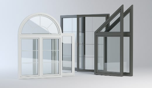 Types of Replacement Windows in Vancouver